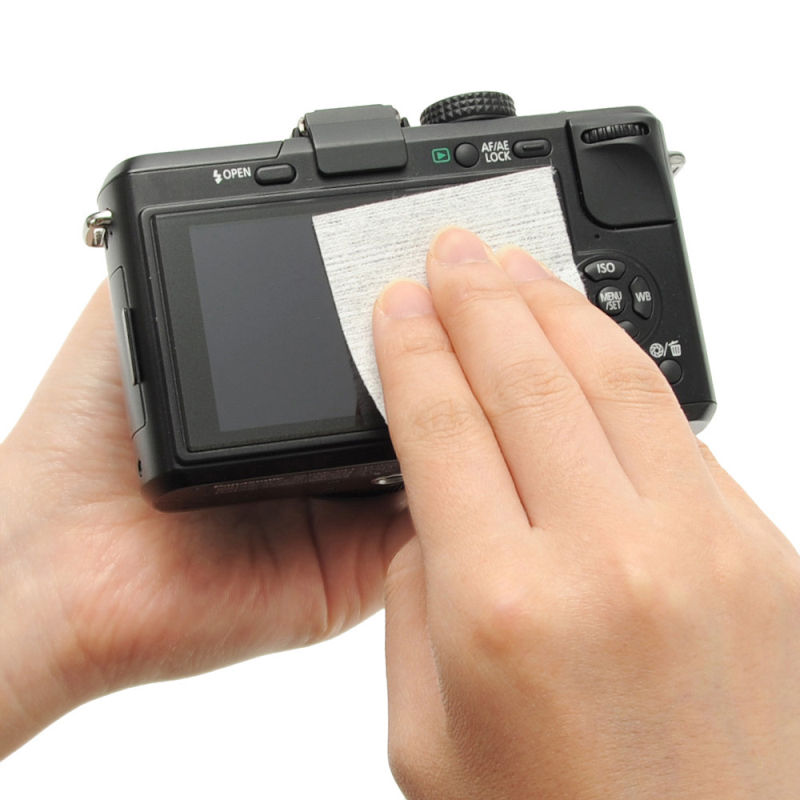 エツミ SONY Cyber-shot HX30V 対応 プロ用ガードフィルム /液晶保護フィルム