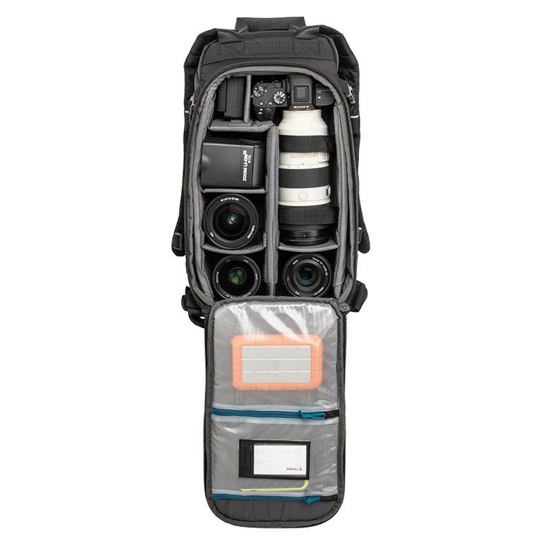 テンバ シュートアウト 16L DSLR バックパック/TENBA カメラザック
