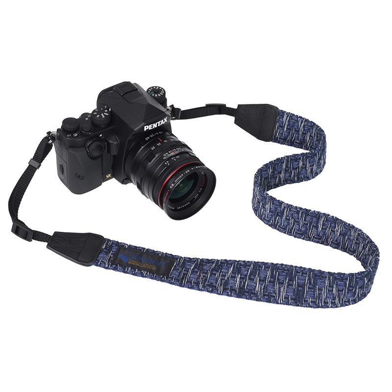 ゲバルト カメラストラップ アースシャギー (3色) /Gevaert