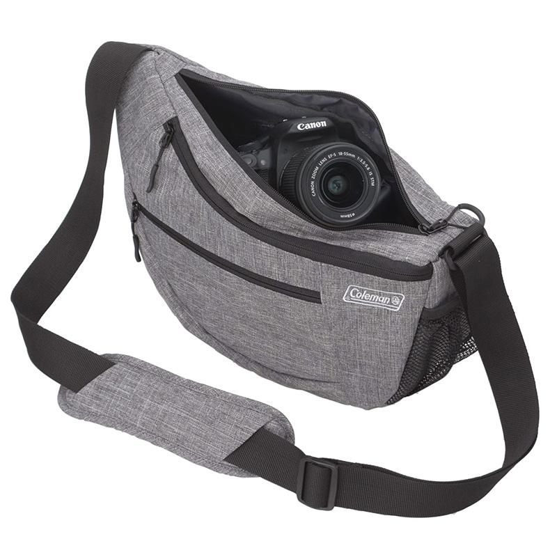 コールマン カメラショルダーバッグSLR (4色) /Coleman カメラバッグ