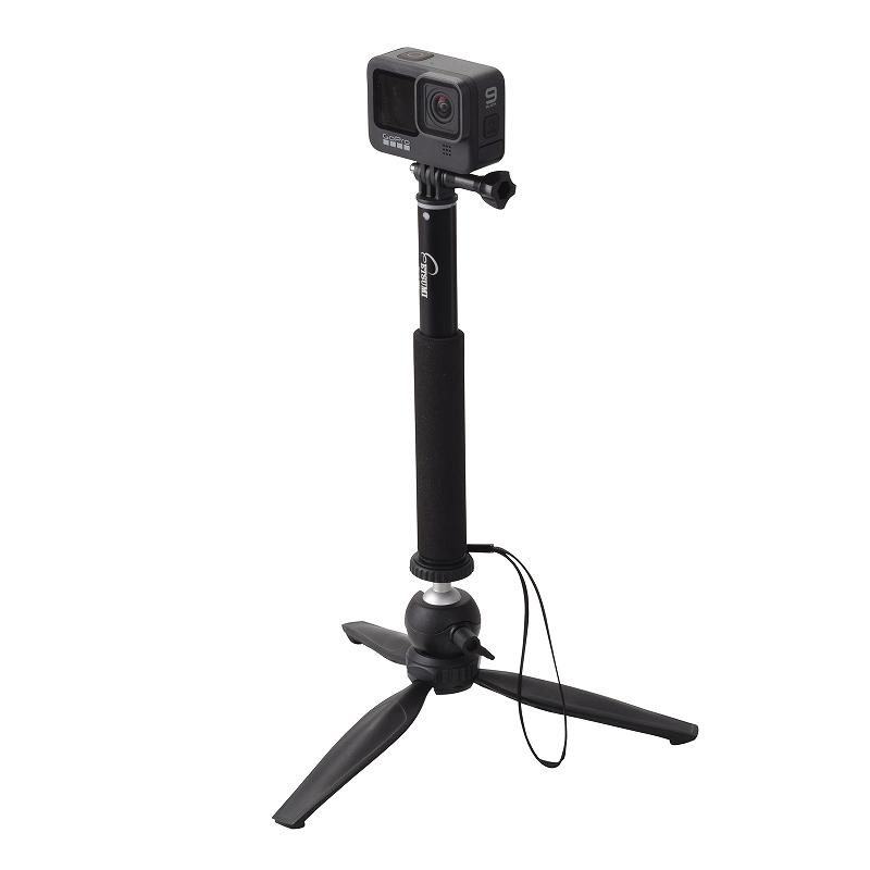 GoPro用セルフィスティック ロング
