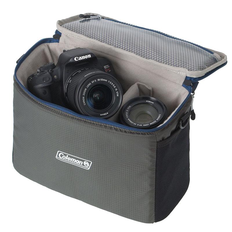 コールマン カメラインナーバッグM /Coleman クッションボックス
