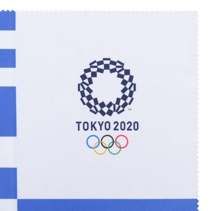 【東京2020オリンピック】カメラレンズ/液晶クリーニングクロス 東京2020オリンピックマスコット