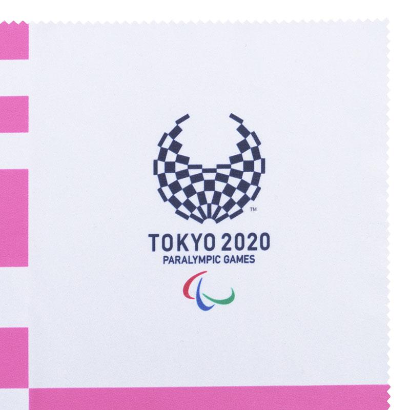 カメラレンズ/液晶クリーニングクロス 東京2020パラリンピックマスコット