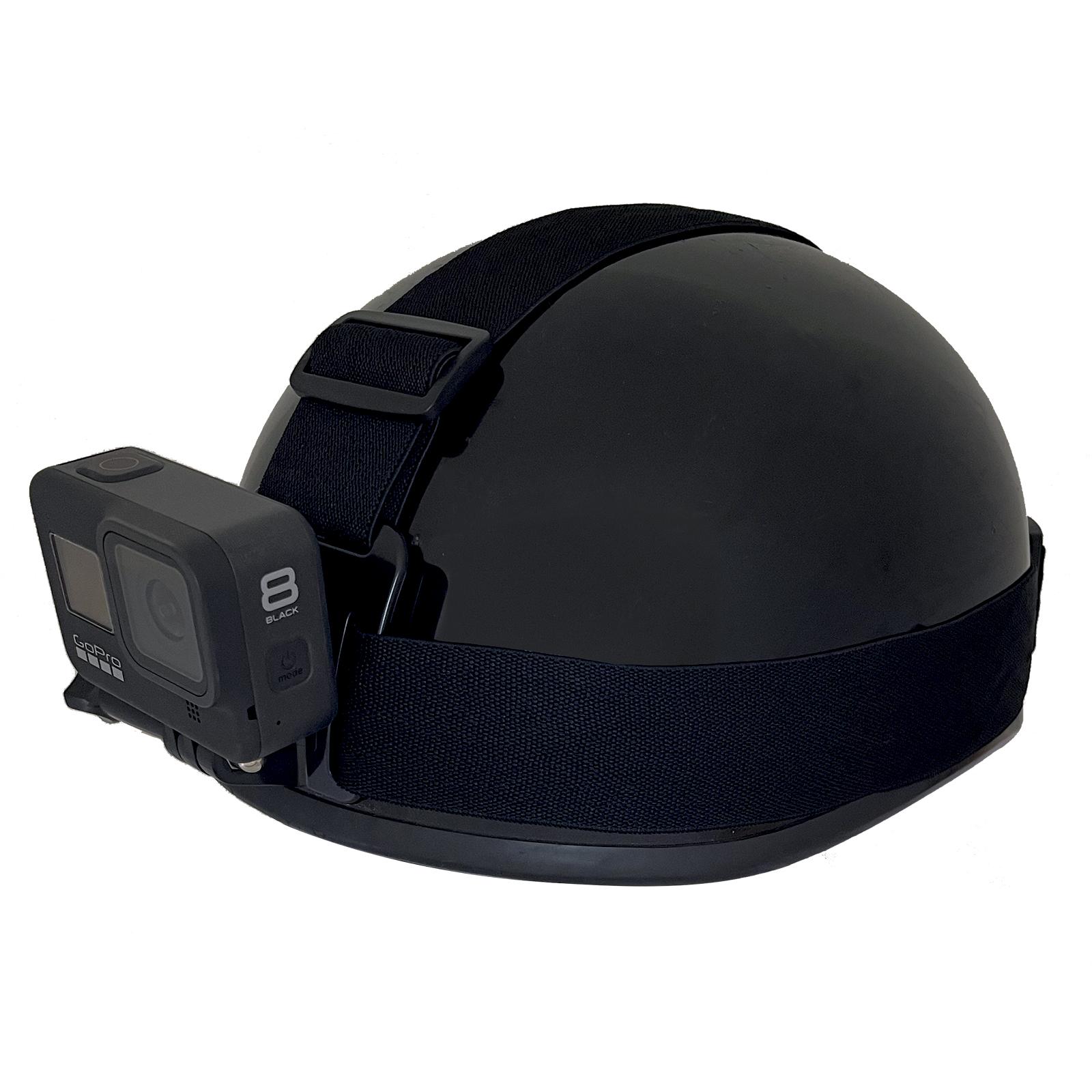 GoPro用アクションヘッドマウント