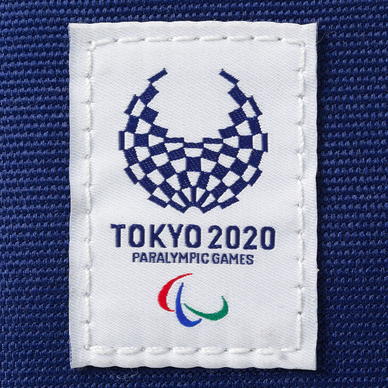 カメラポーチA ネイビー(東京2020パラリンピックエンブレム)
