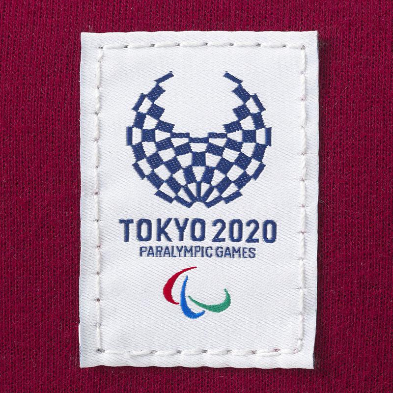 カメラポーチB ダークレッド (東京2020パラリンピックエンブレム)