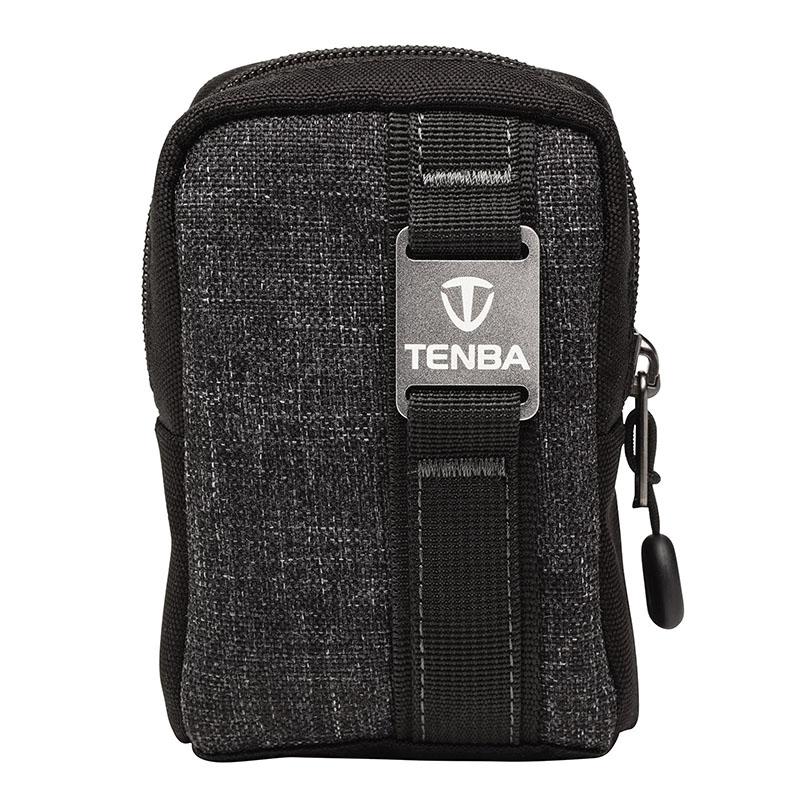 TENBA スカイライン 3 ポーチ (ブラック/グレー)