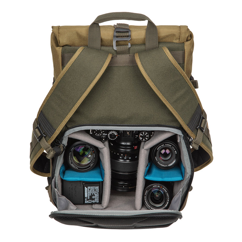 テンバ フルトン 14L バックパック(2色) /TENBA カメラバックパック