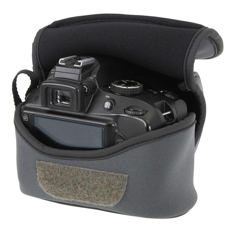 エツミ NPカメラケースSS2 (3色)/ネオプレーン素材一眼レフケース