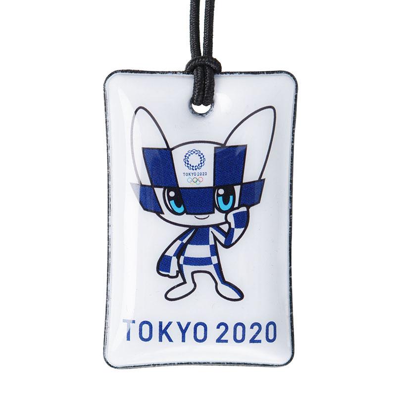 【東京2020オリンピック】カメラストラップS  東京2020オリンピックマスコット