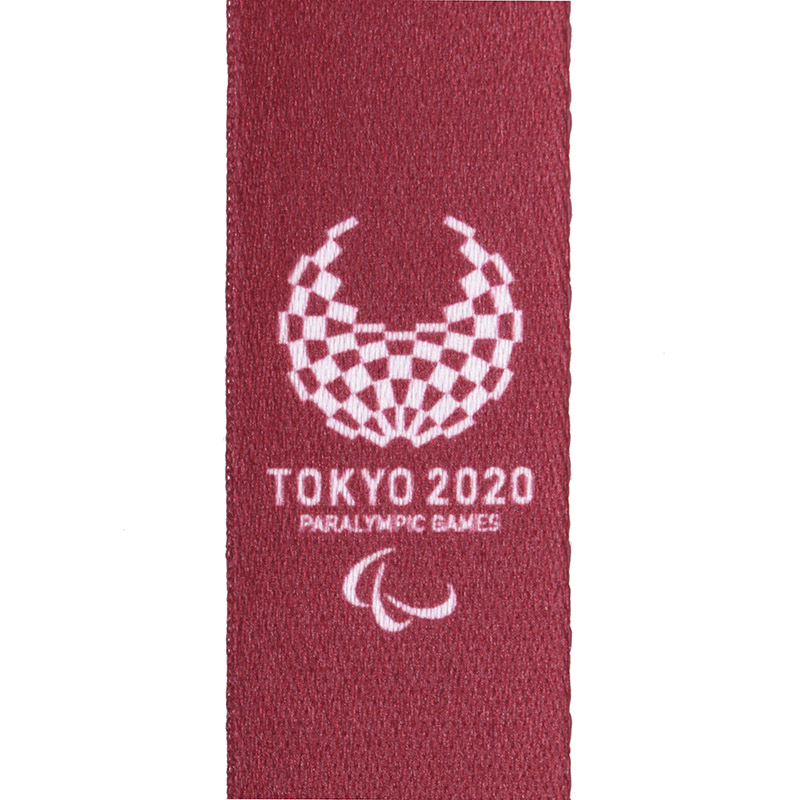 カメラストラップS  東京2020パラリンピックマスコット