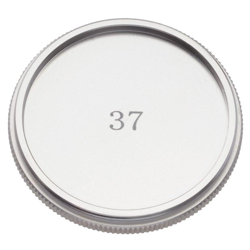 エツミ メタルレンズキャップ 37mm (2色)