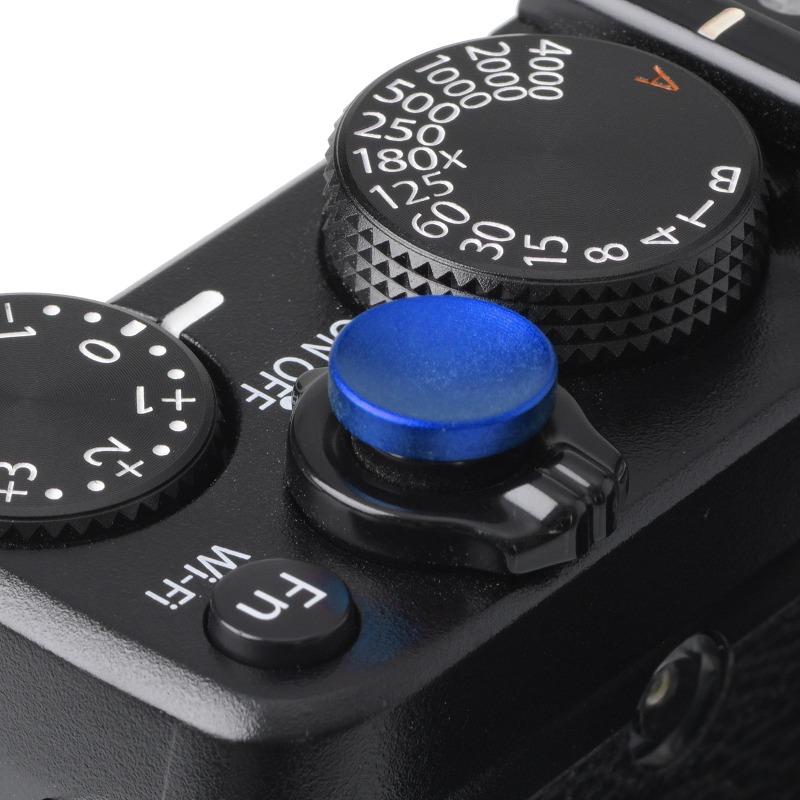 シューティングボタン (4色) / 愛機のワンポイントになるシャッターボタン