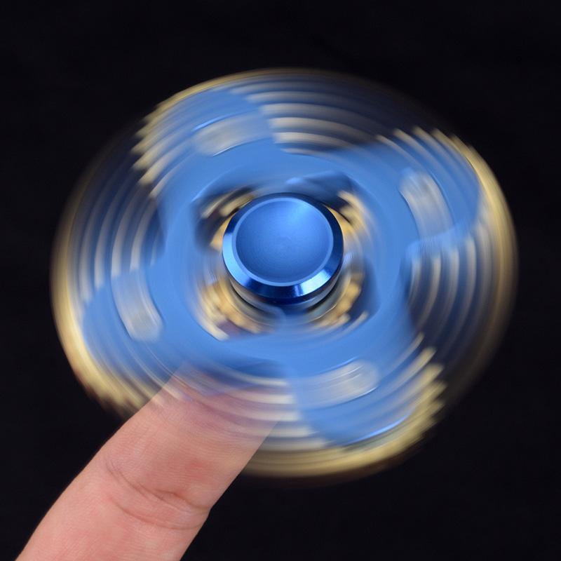 ハンドスピナー ギア4 (5色)