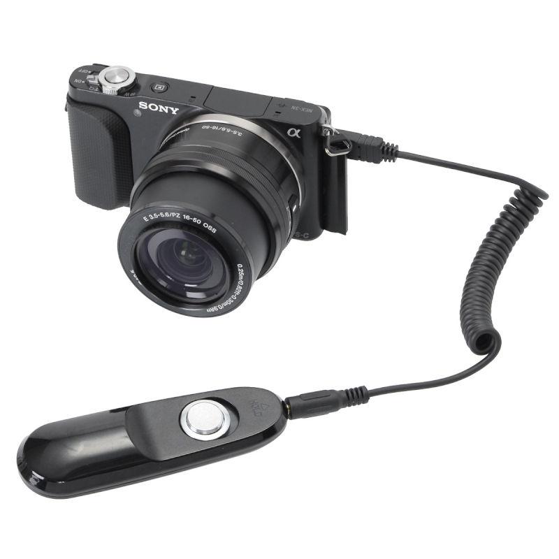 エツミ 電子リモートスイッチ3 S2 ソニーマルチ端子対応 /カメラレリーズ