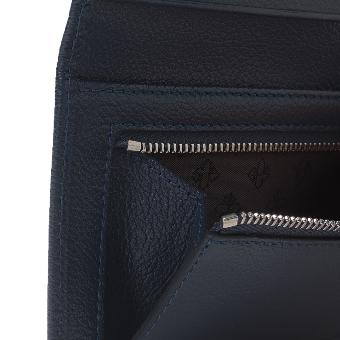 【CP】 LONG WALLET WITH ZIP