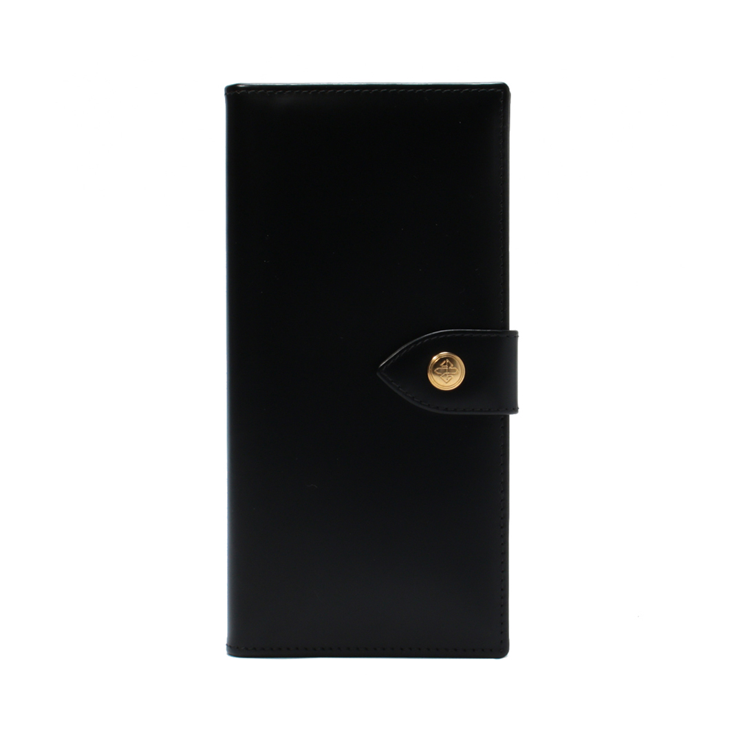 【BH】 LONG WALLET WITH ZIP TAB