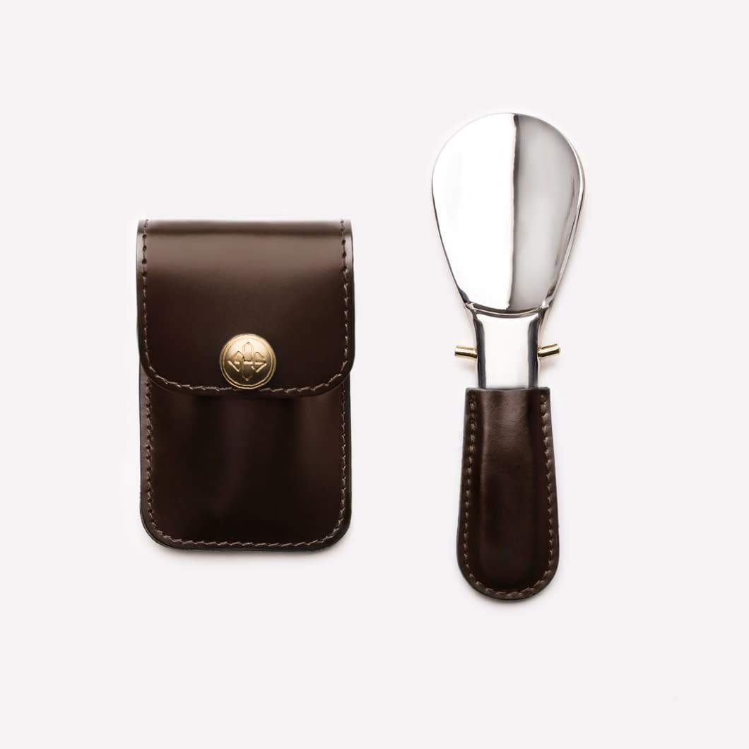 【BH】SHOE HORN IN POUCH