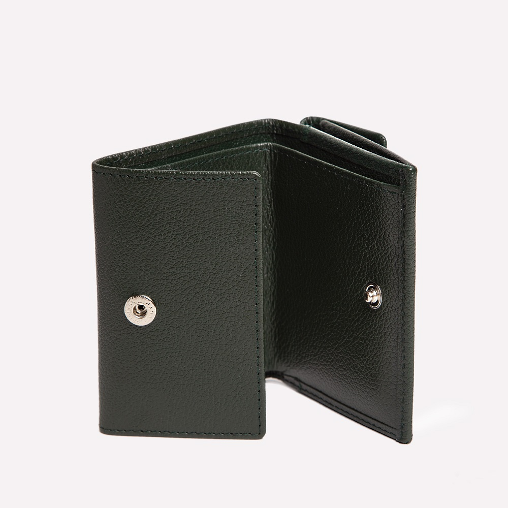 【CP】3FOLD WALLET w. COIN PURSE