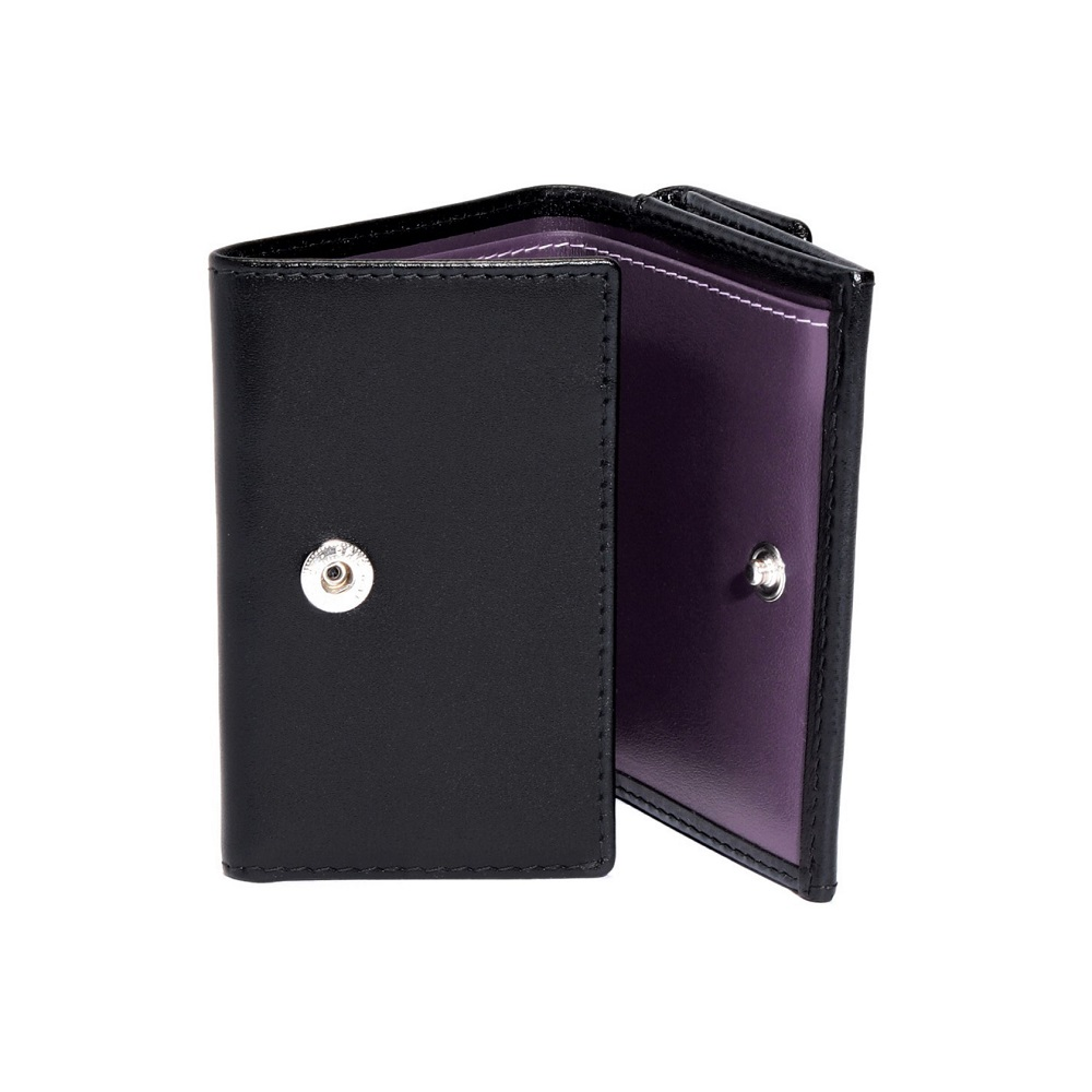 【ST】3FOLD WALLET w. COIN PURSE
