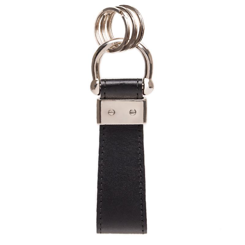 STIRRUP KEY RING (TWO TONE)