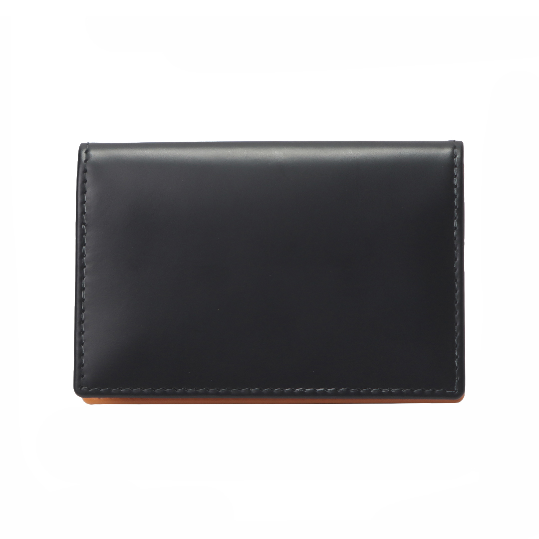 【BH】VISITING CARD CASE WITH GUSSET
