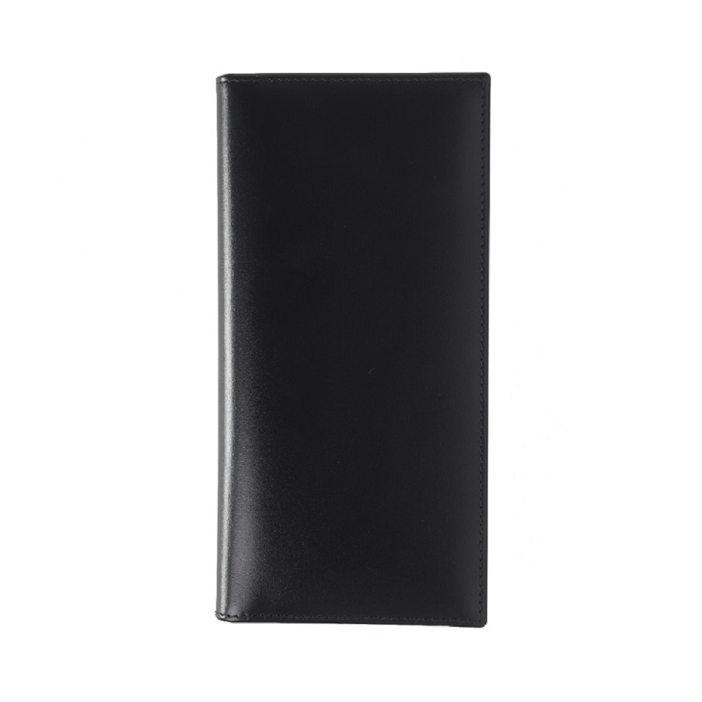 NO CORNERS LONG WALLET WITH ZIP