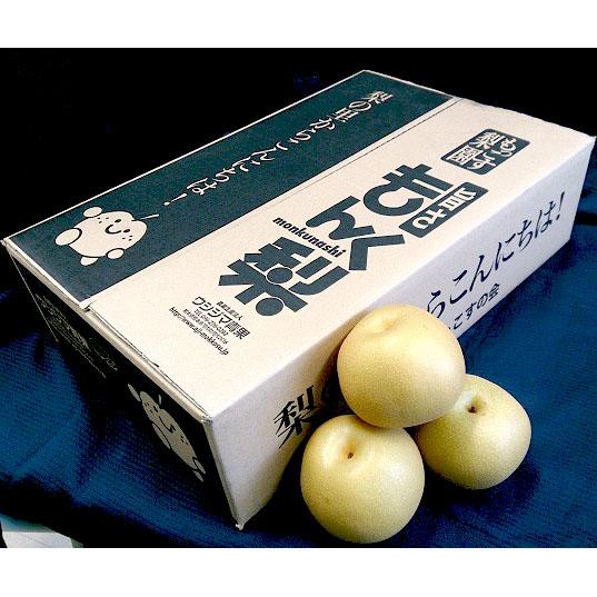 熊本県産もんく梨 5kg(送料無料)_s25