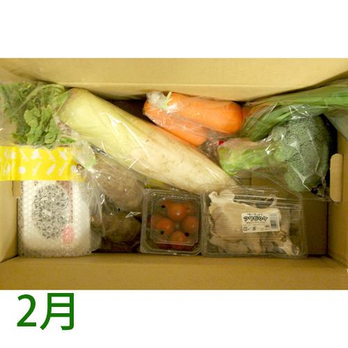 旭愛農の野菜と卵のセット(送料無料)_s90