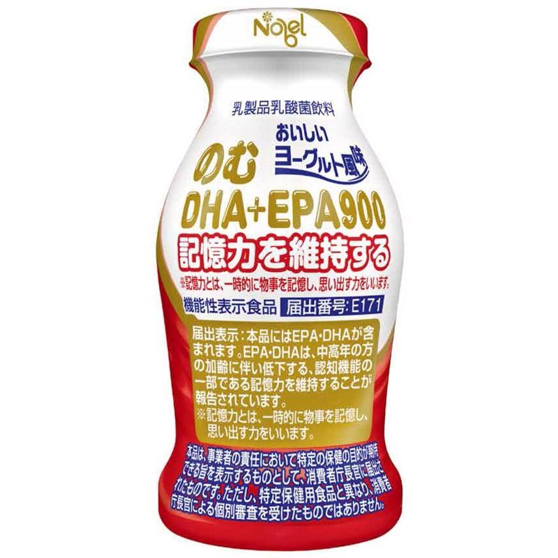 のむDHA+EPA900 (乳製品乳酸菌飲料)95gx12本_s25