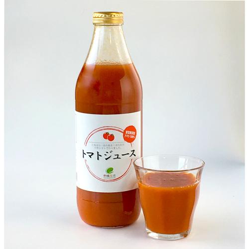 有機生活のトマトジュース(無塩)950ml×6本(送料サービス)_s10
