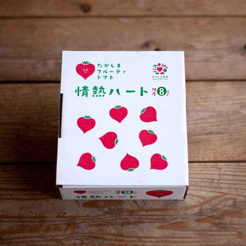 情熱ハート特選1kgたかしまフルーティトマト(送料無料)<2021年4月25日まで受付>_s28