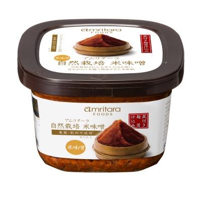 アムリターラ 米味噌(中口)