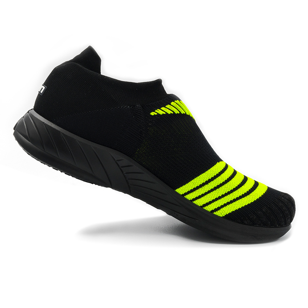 VR46 CASUAL SHOES  BLACK