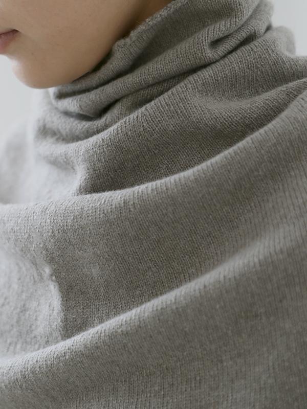 wool sable snood