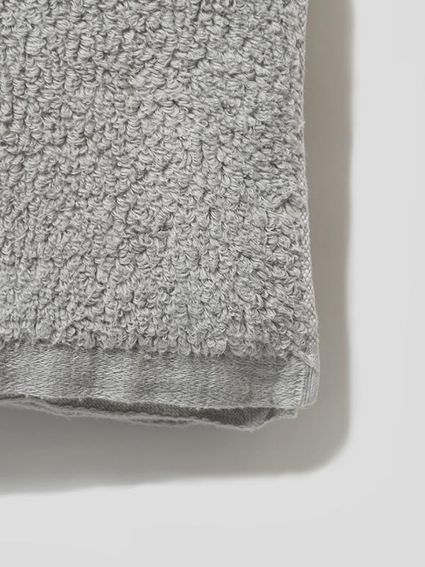 cotton color bath towel -L