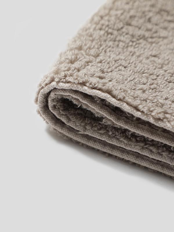 cotton color face towel -M