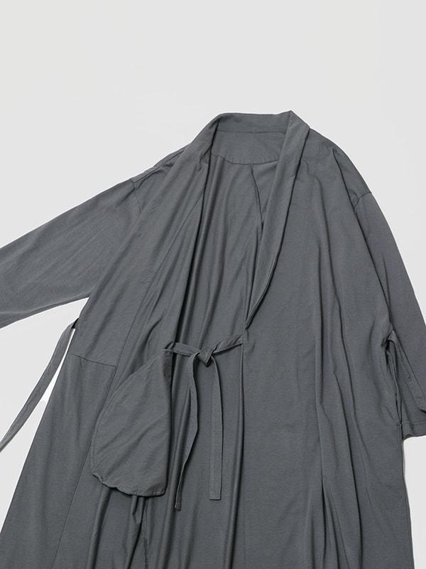 cut&sew robe