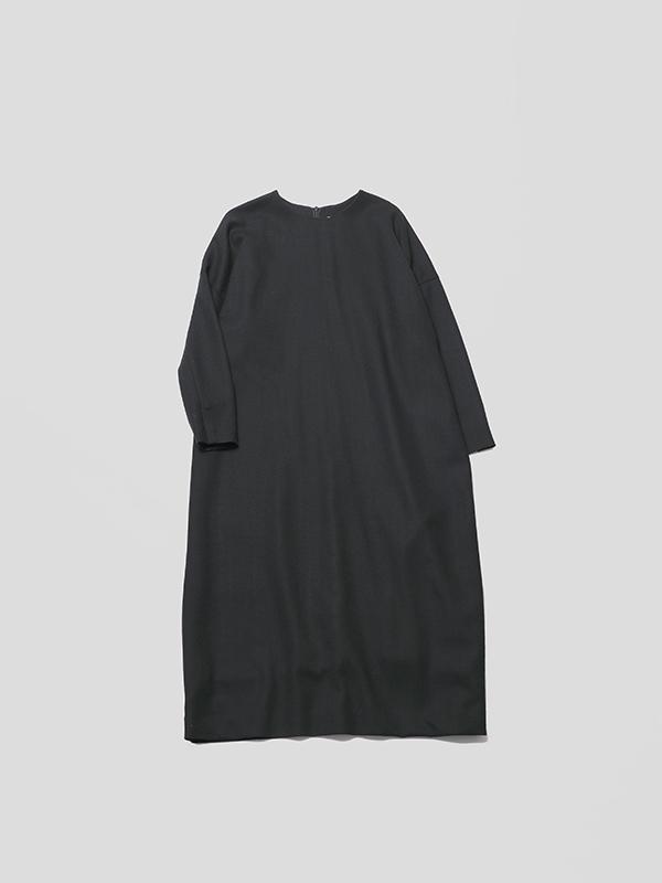 black straight one piece