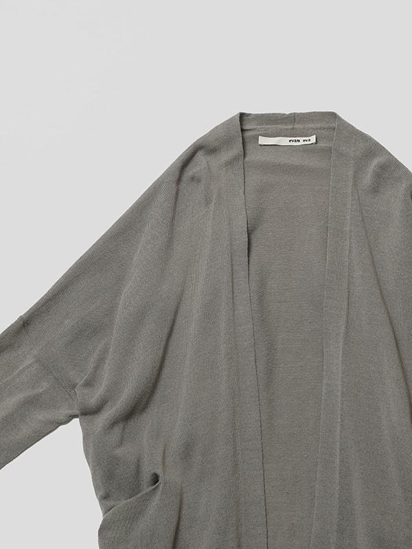 dry silk cardigan
