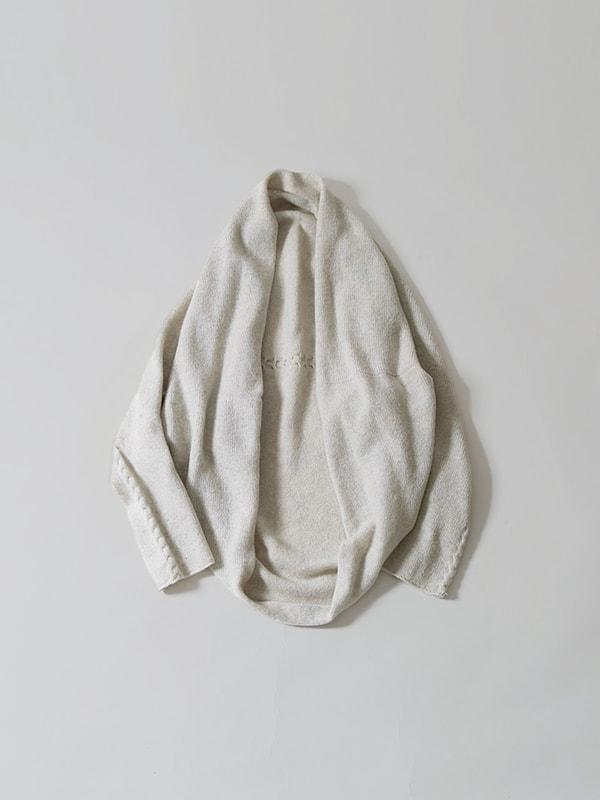 wool camel bolero