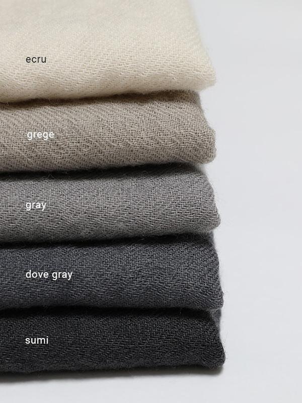 wool stole