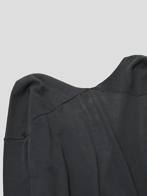 cache coeur pullover