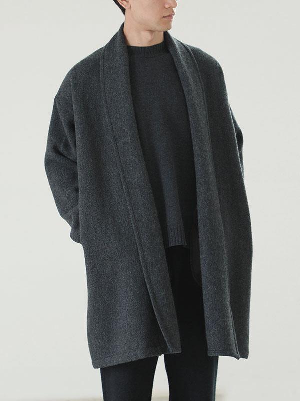robe coat [men's]