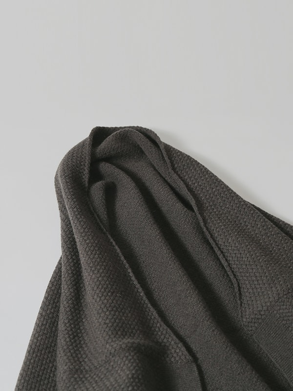 wool angora bolero