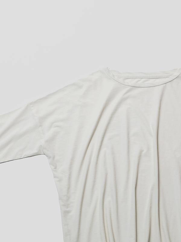 cut&sew pullover