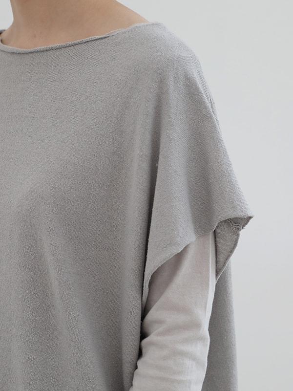 slit tunic