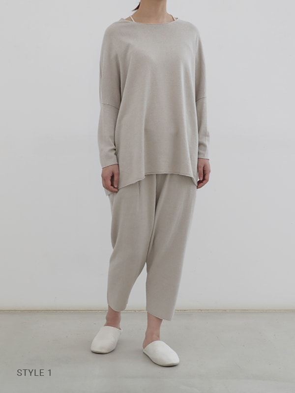 wide pullover