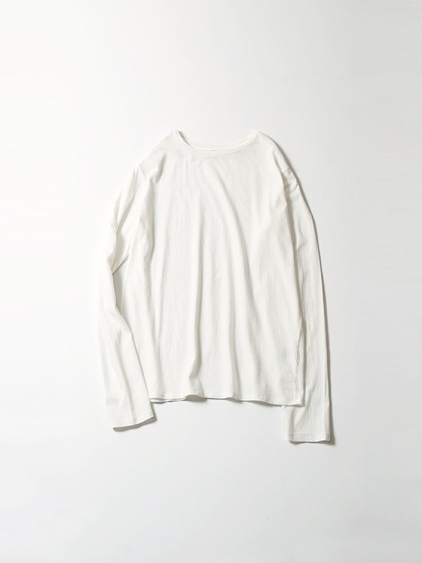 cotton cut&sew pullover [men's]